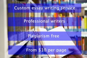 Essay for purchase